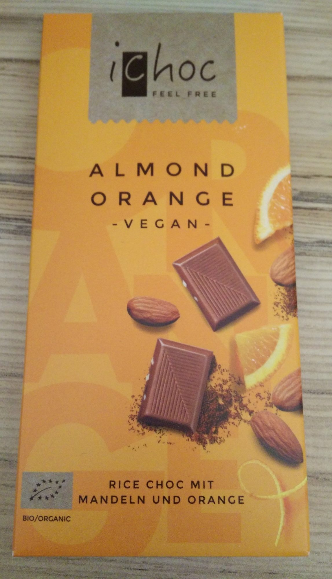 Almond Orange Chocolate - Product