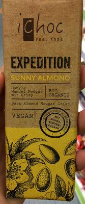 Tumma Suklaa, Manteli-nougat Crisp (sunny Almond) - Produit - fr