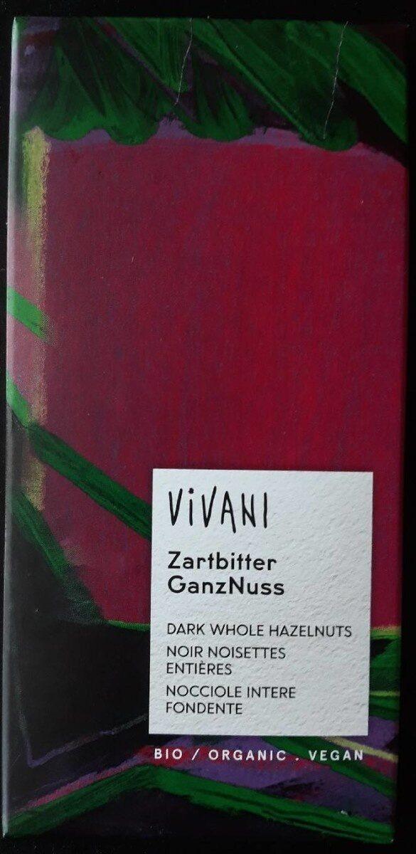 Zartbitter GanzNuss - Product