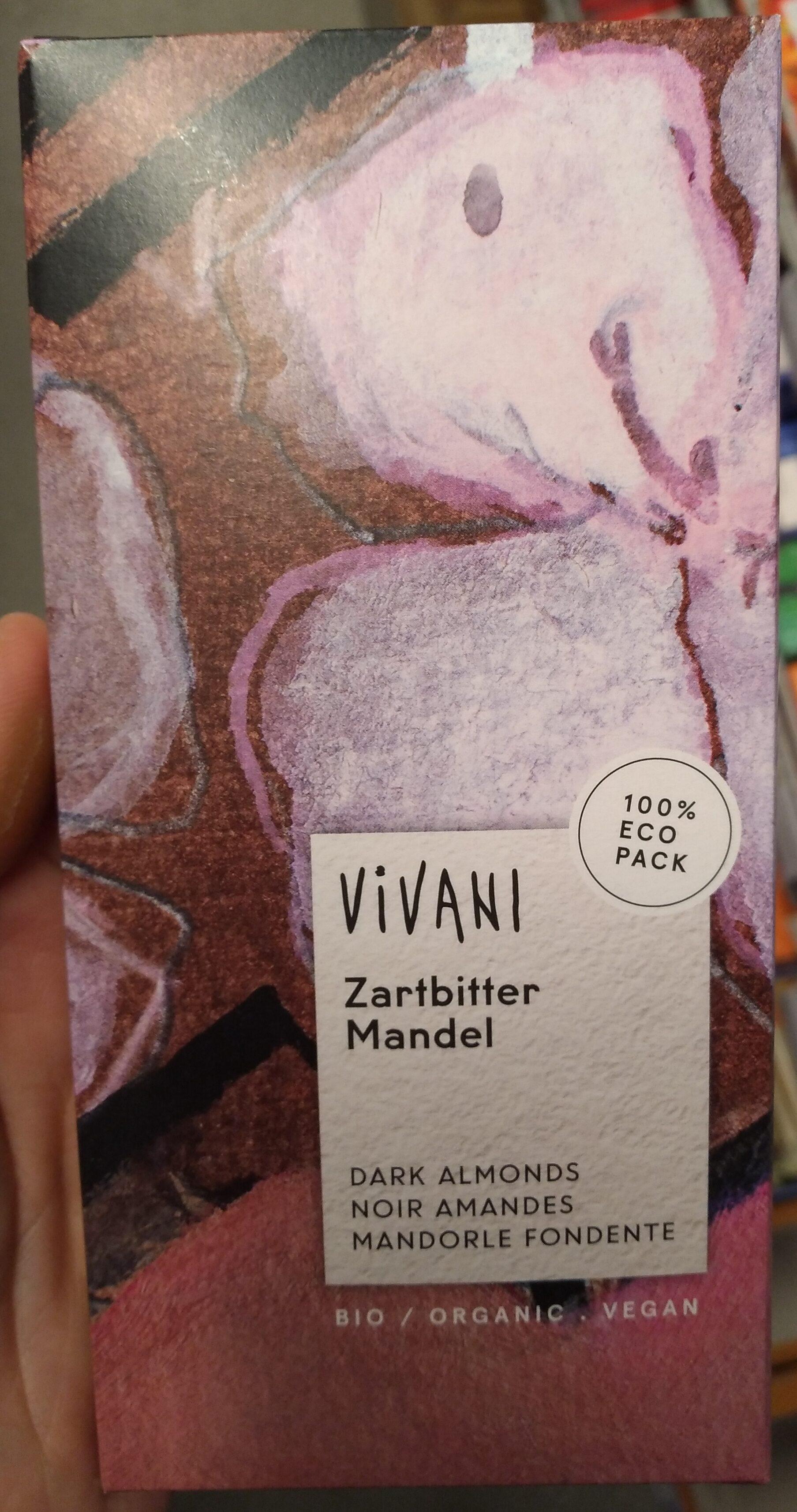 Zartbitter Mandel - Product - de