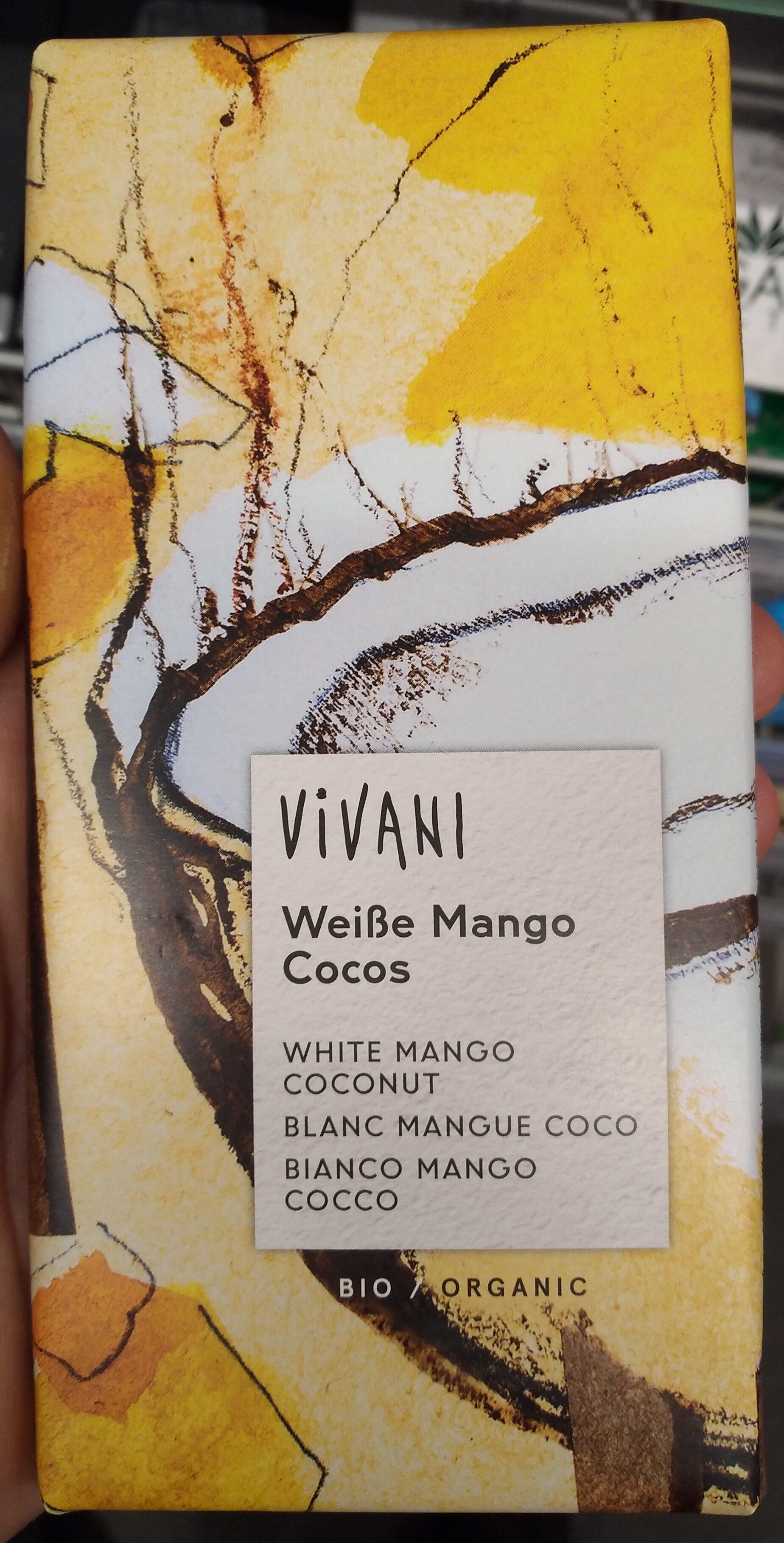 Weiße Mango Cocos - Product - de