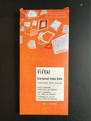 Caramel Inka Salz - 1