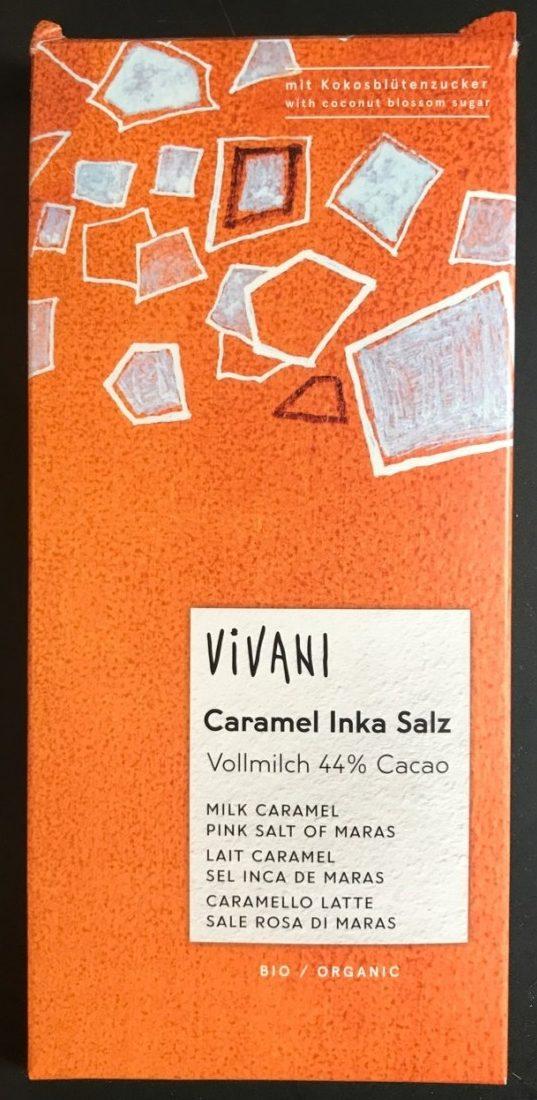 Caramel Inka Salz - Product - de