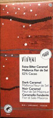 Feine Bitter Caramel Mallorca Flor de Sal - Produkt - de