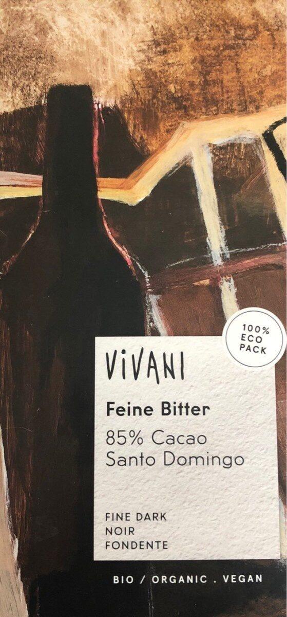 Chocolat Noir 85% - Product