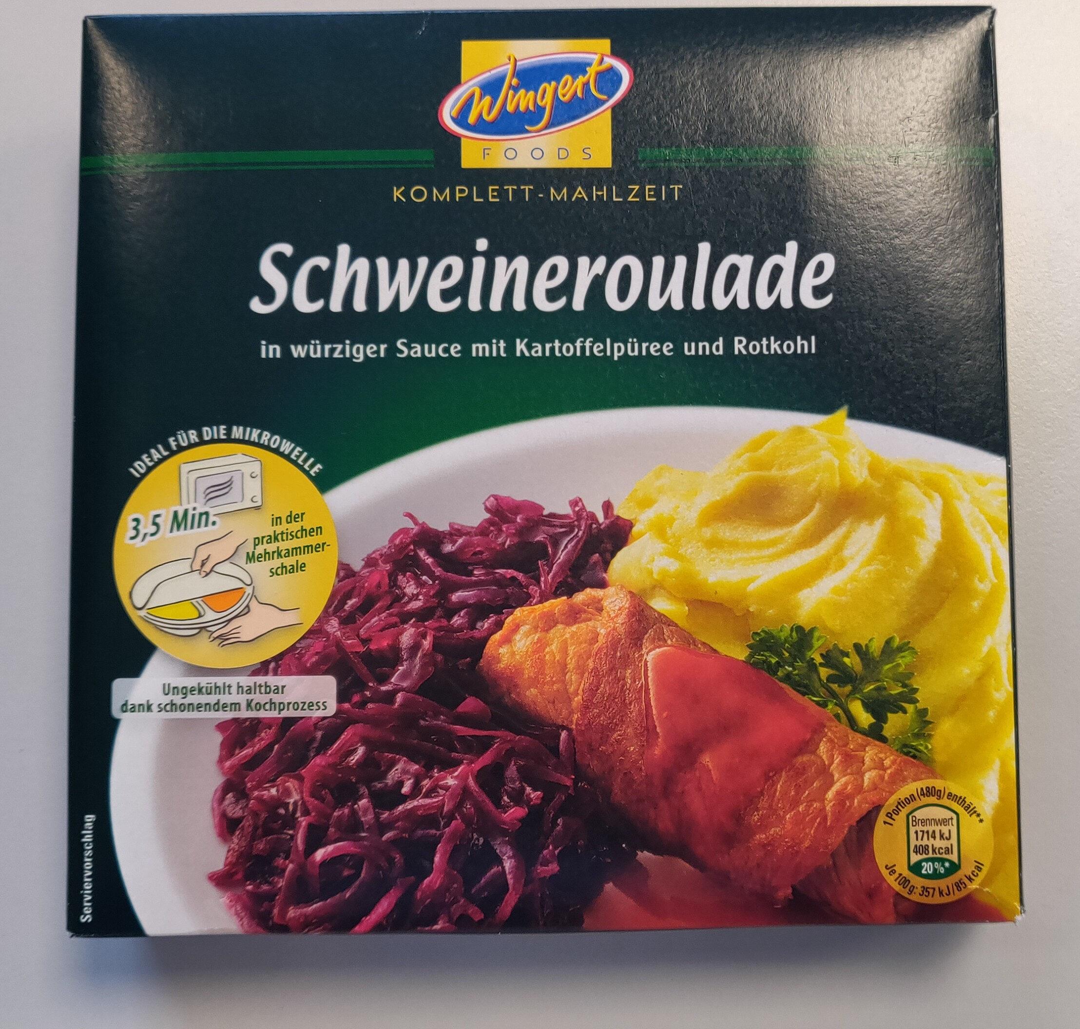 Schweineroulade - 产品 - de
