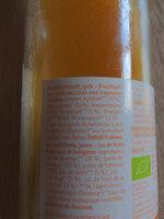 Saft Gelber Multi - Ingredienti - de