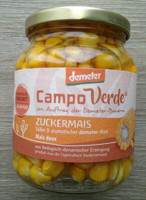 Zuckermais - Produkt - de