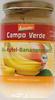 Bio Apfel-Bananenmark - Produkt