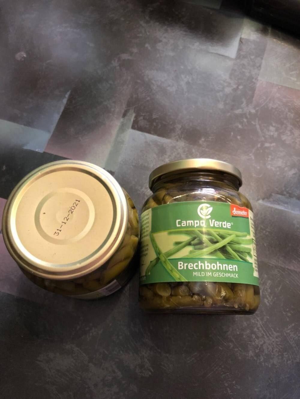 Brechbohnen - Product - de