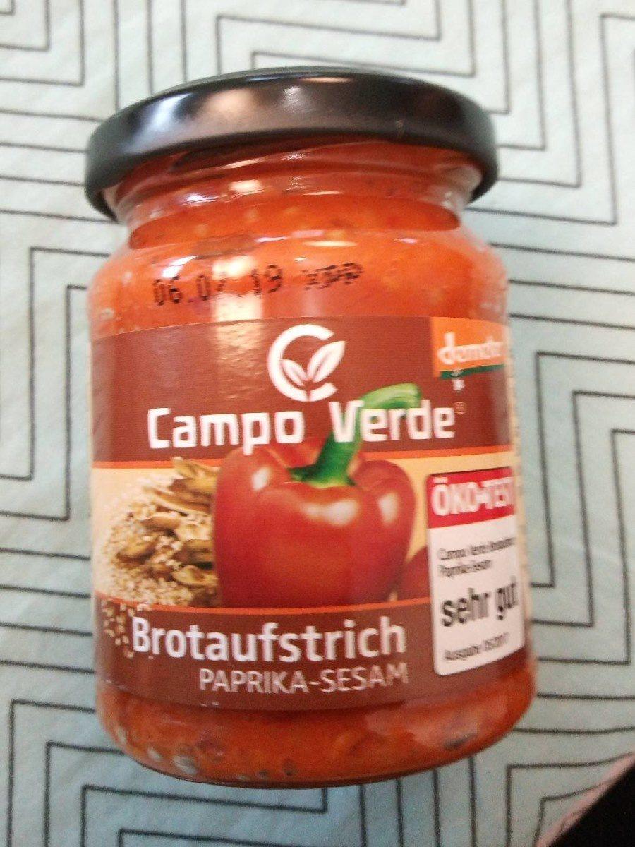 Brotaufstrich - Product - fr