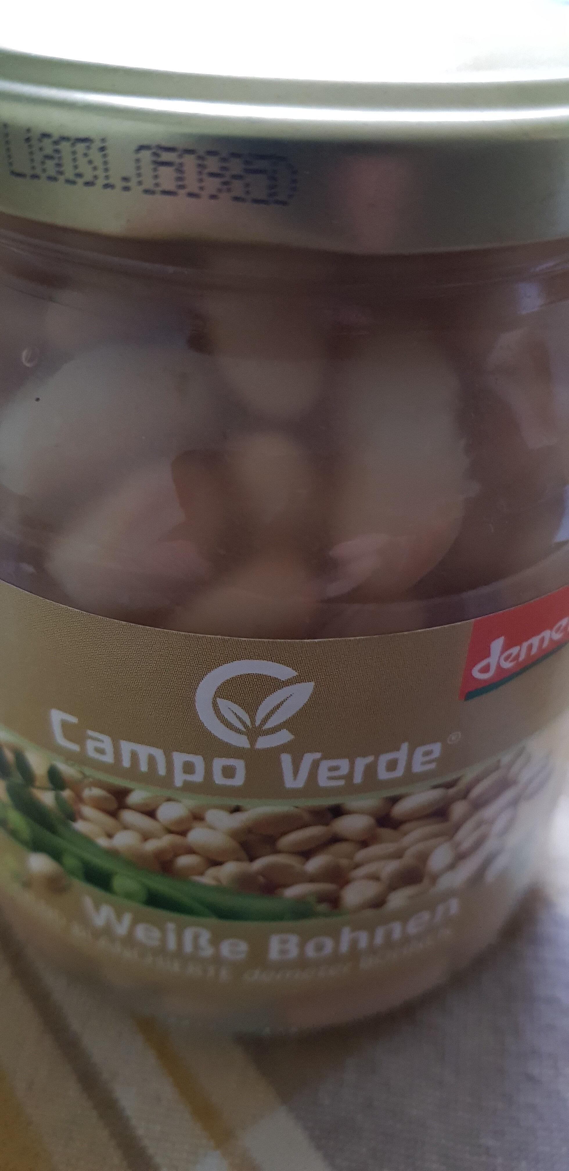 Weiße Bohnen - Produkt - fr