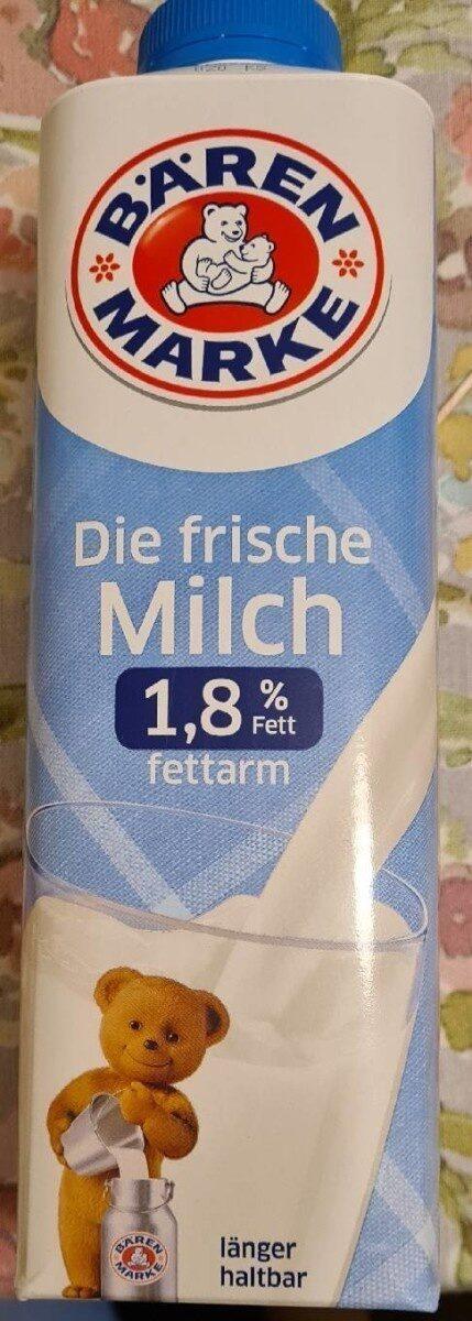 Die frische Milch - Prodotto - de