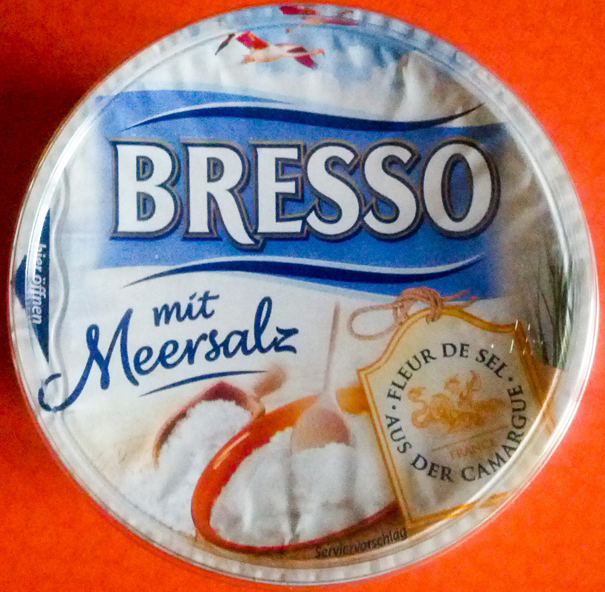 Bresso mit Meersalz - Product