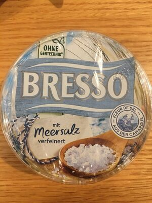 Bresso mit Meersalz - Product - en
