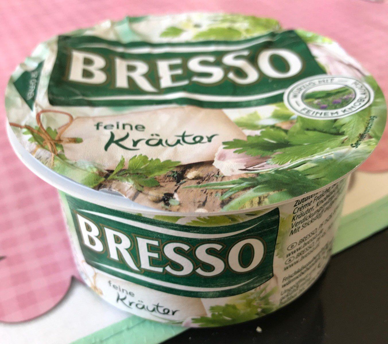 Bresso Feine Kräuter - Produit