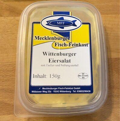 Wittenburger Eiersalat - Prodotto - de
