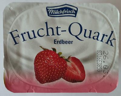 Frucht-Quark Erdbeer - Produkt