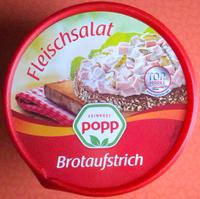 Brotaufstrich Fleischsalat - Produit - de