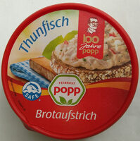 Brotaufstrich Thunfisch - Product - de