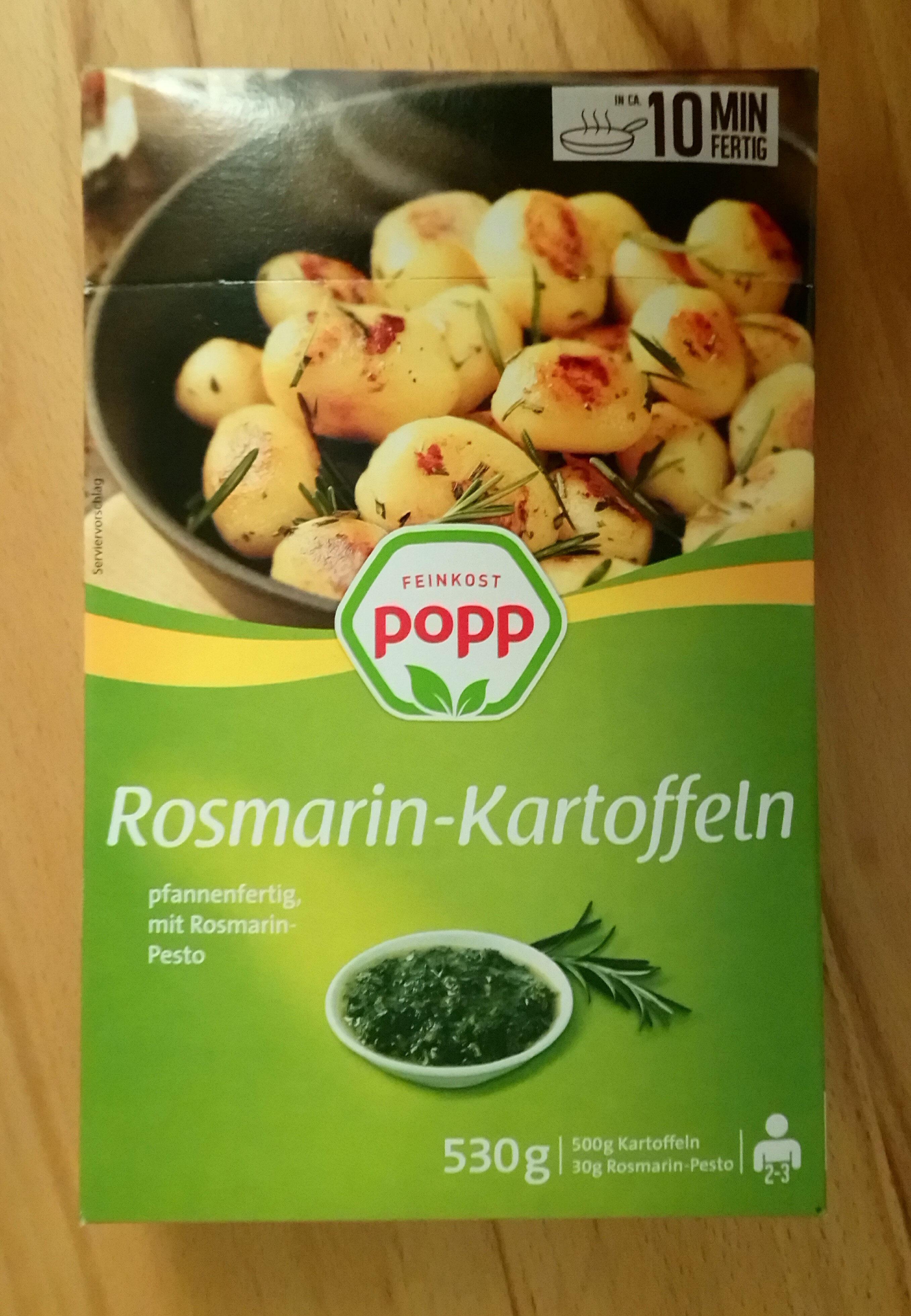 Rosmarin-Kartoffeln - Produit - de