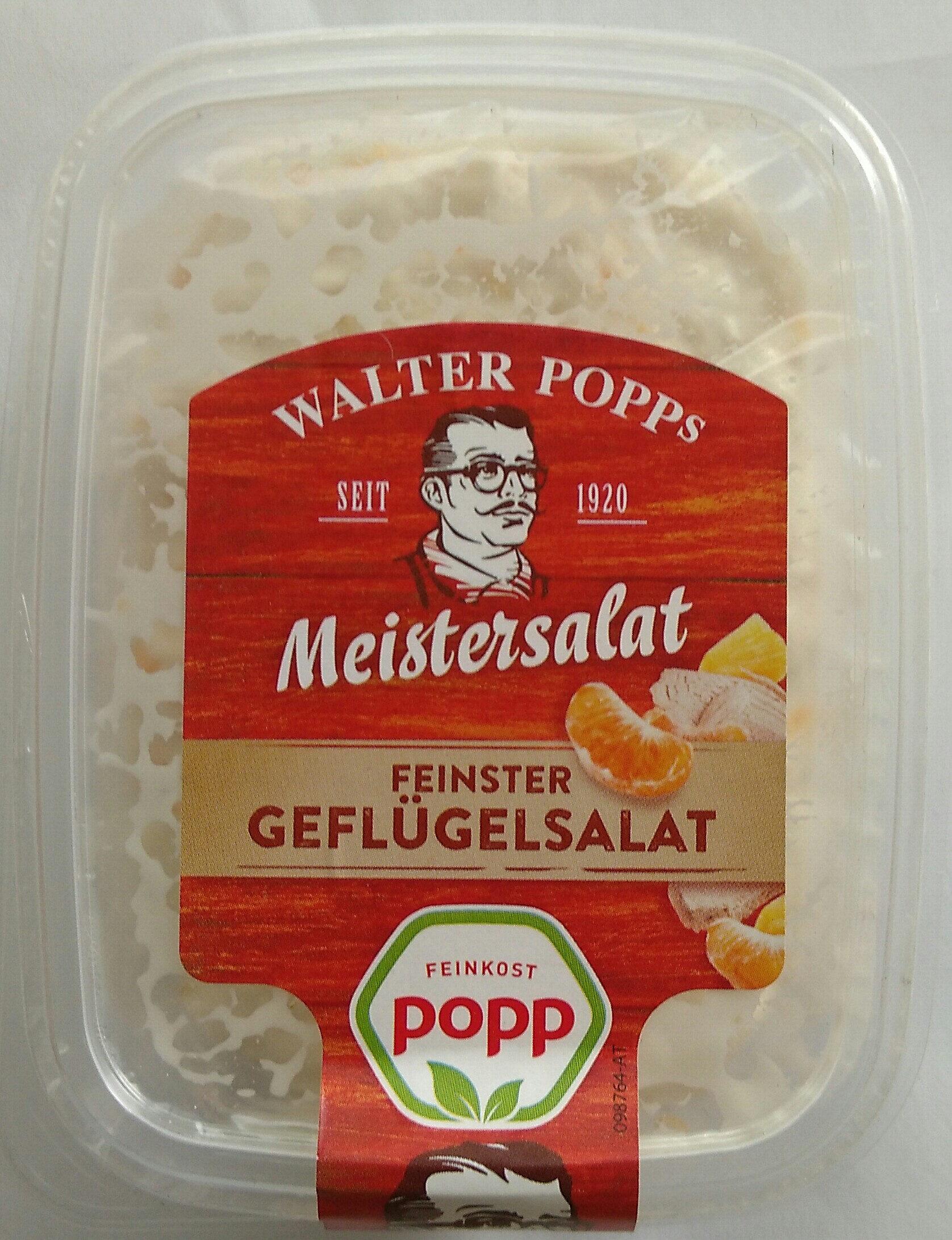 Feinster Geflügelsalat - Product - de