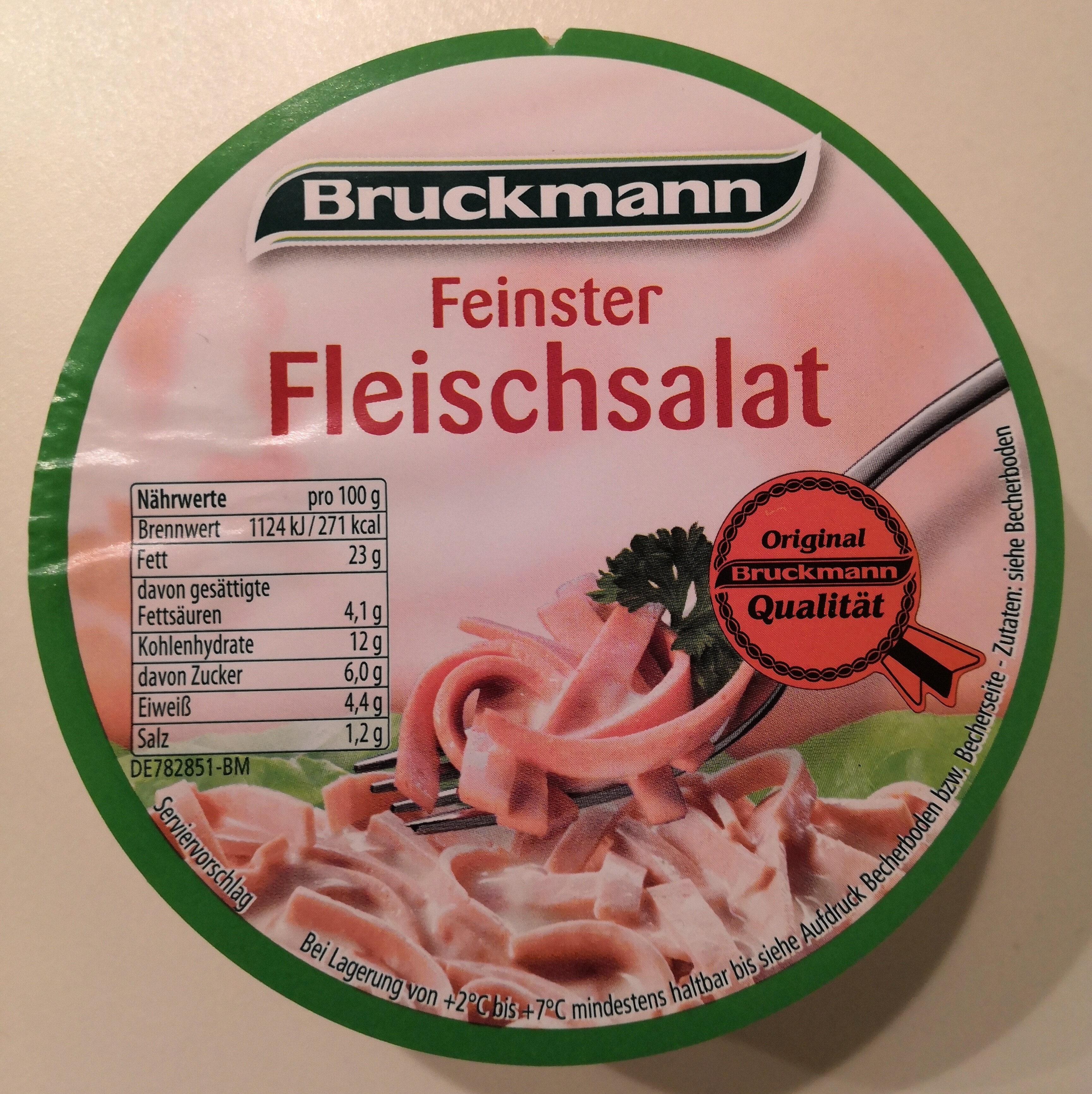 Feinster Fleischsalat - Produkt - de