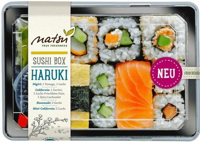Haruki Sushi - Produkt - de