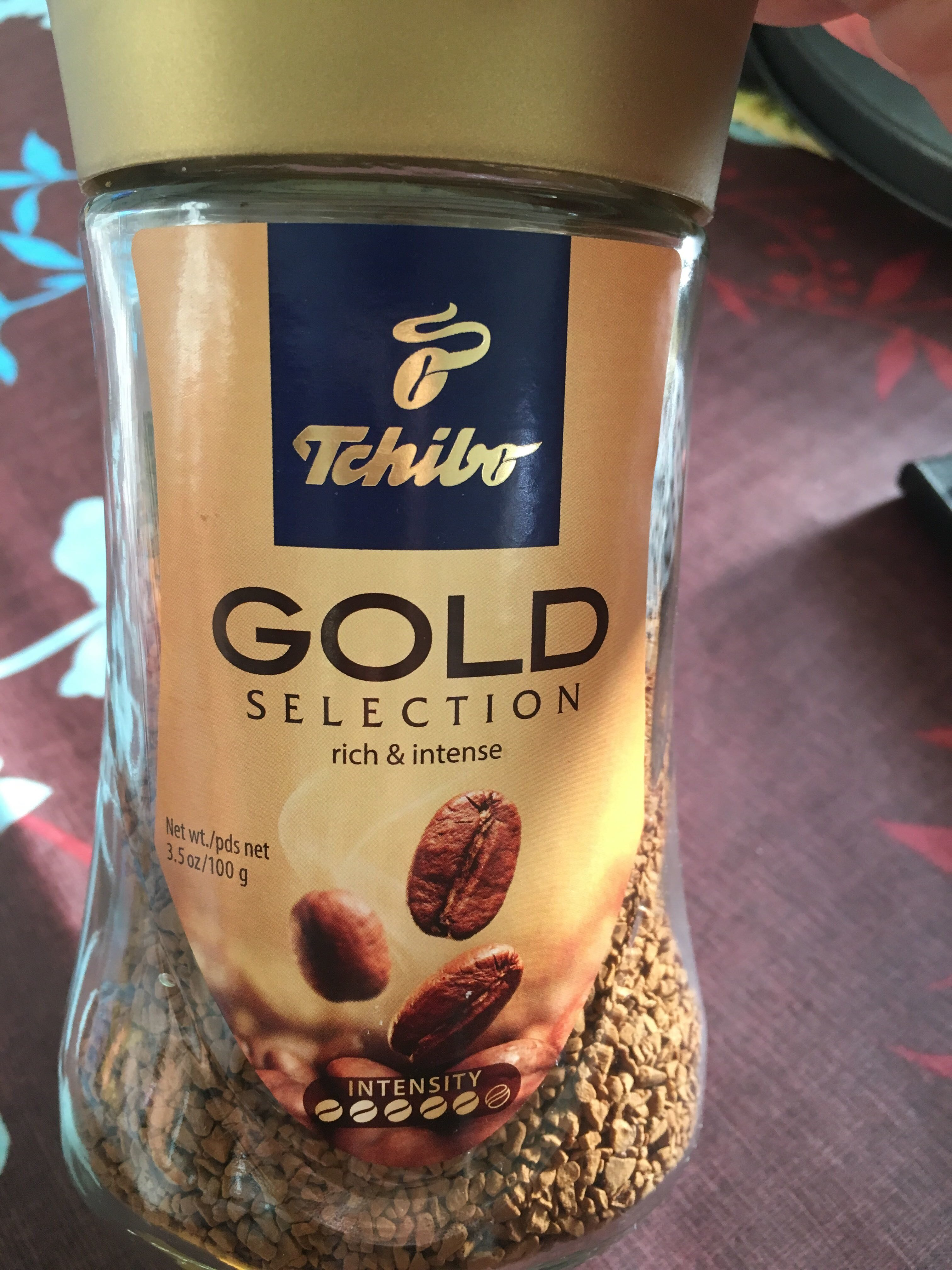 Gold selection - Product - fr