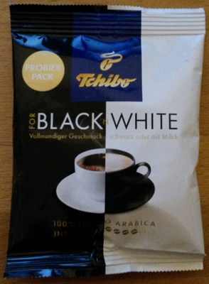 For Black 'N White - Produkt