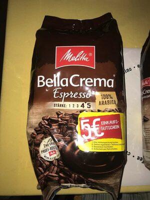 Barista Kaffee Crema - Product - de