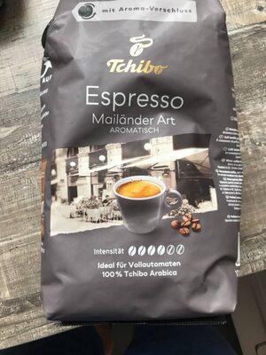 Tchibo Espresso Mailänder Art - Product - en