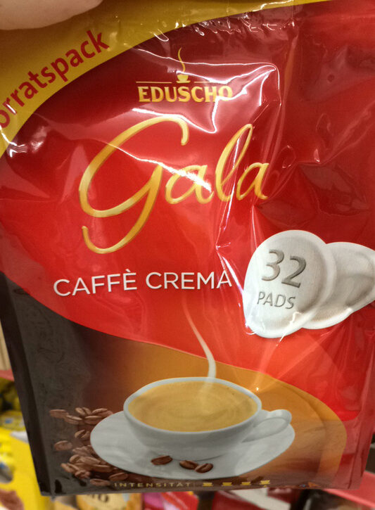 Gala Cafè Crema - Produkt