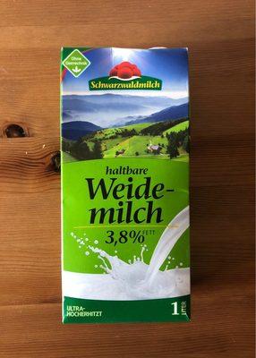 Haltbare Weidemilch - Produkt - de