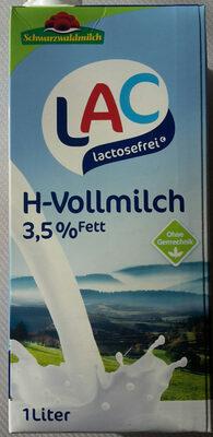 H-Vollmilch 3,5% Fett - Product - de
