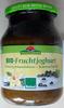 Bio Fruchtjoghurt Schwarze Johannisbeere - Bourbon Vanille - Produkt