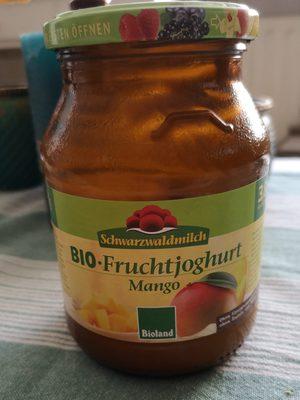 Bio Fruchtjoghurt Mango - Produkt