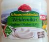 Weidemilch Joghurt Natur 3,5% Fett - Product