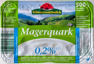 Magerquark - Produit - de