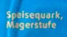 BIO Speisequark - Zutaten - de