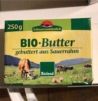 Schwarzwaldmilch Freiburg Bio butter - Produkt - fr