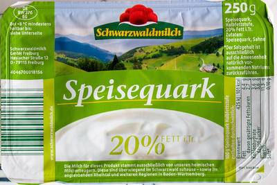 Speisequark - Produkt - de