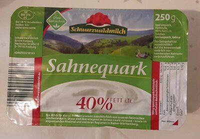 Sahnequark - Produkt - de