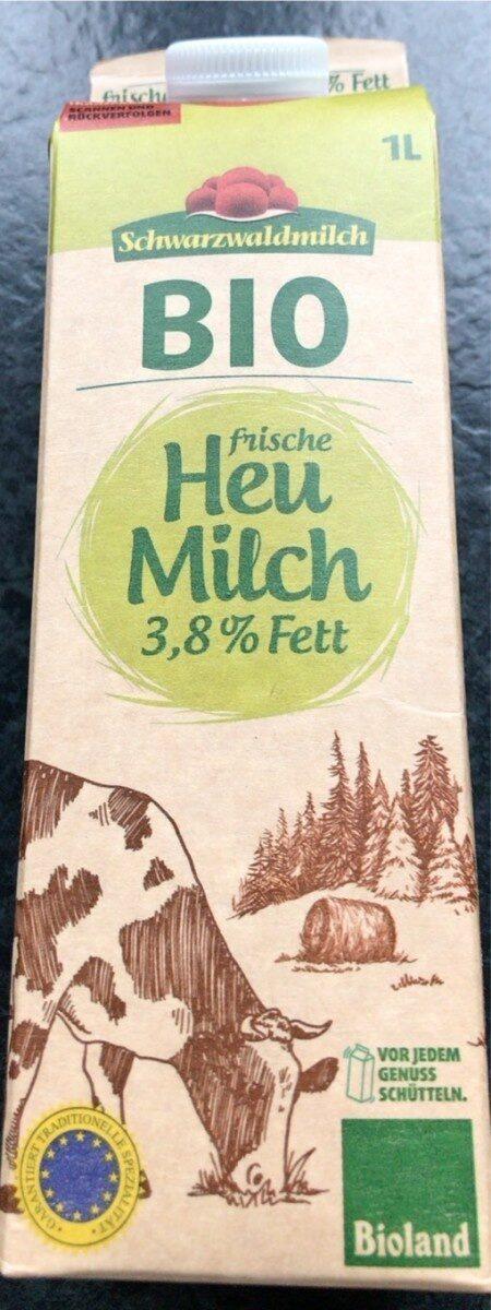 Heumilch bio 3,8% - Produkt - de