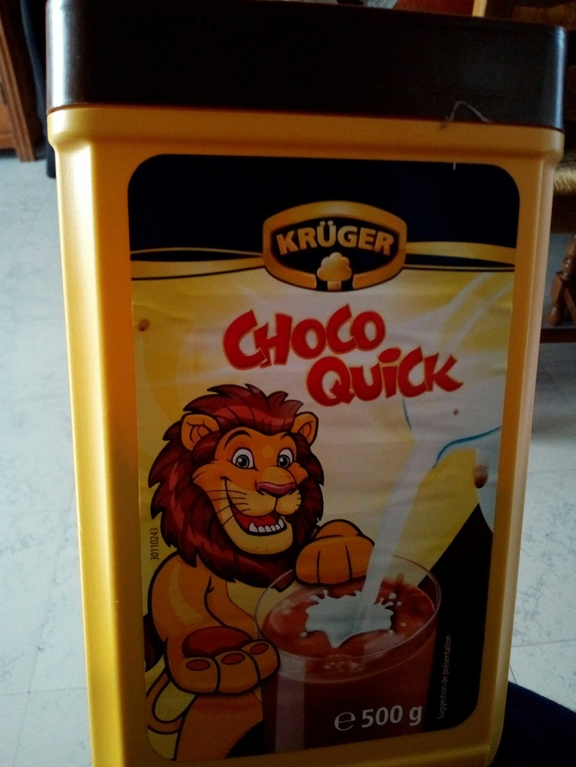 Choco quick - Product - fr