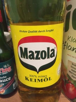 Keimöl - Product