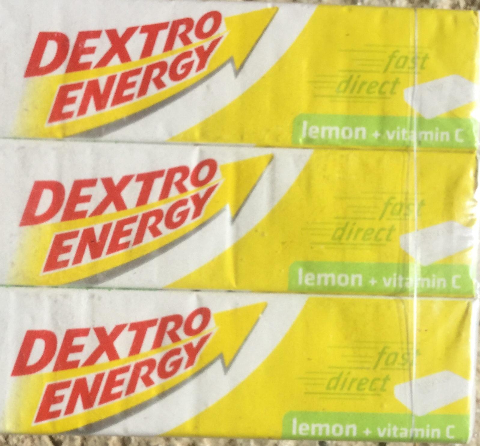 DE stick citroen/citron + vit C - Product