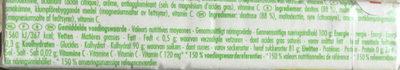 DE stick citroen/citron + vit C - Ingrediënten