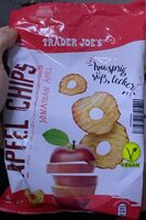 Apfel Chips - Jonathan Äpfel - Produit - de