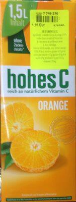 Orangensaft - Product - de